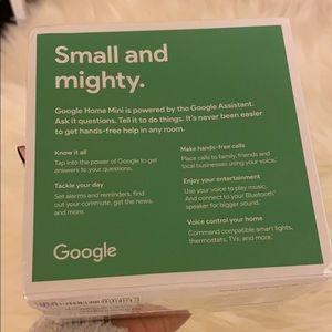 Google Other - Google Home Mini Speaker